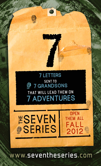 Authors launch trailer for Seven (the Series)
