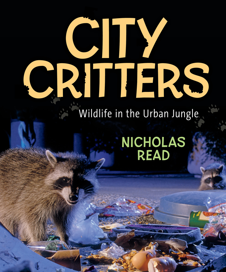 "Director of Lincoln Park Zoo's Urban Wildlife Institute ""buzzing"" about Nicholas Read's City Critters"