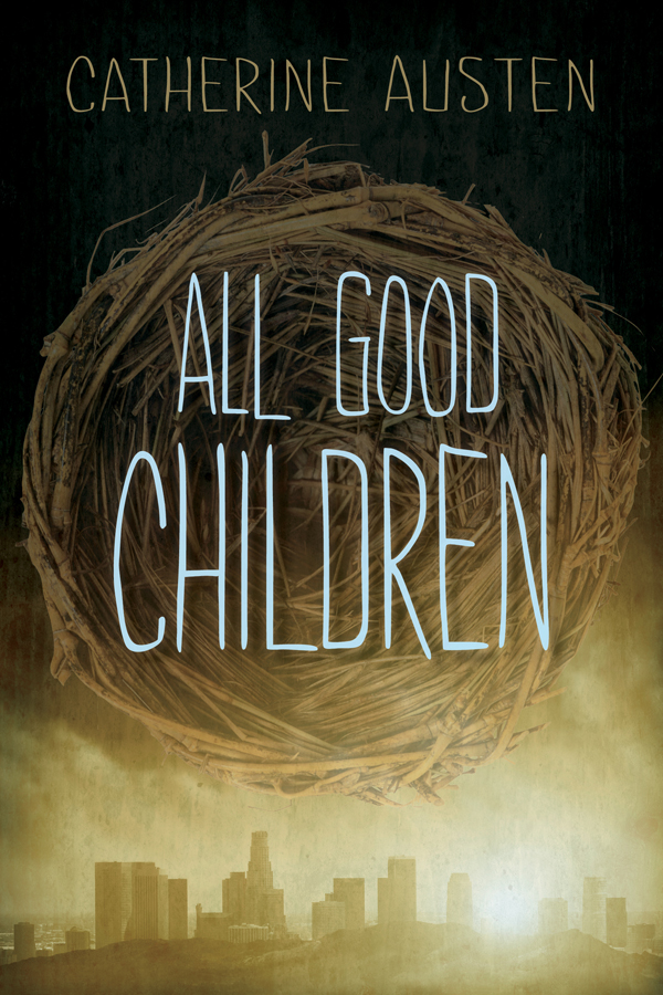 All Good Children nominated for YALSA Best YA Fiction