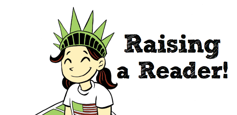 Raising a Reader with Comics and Graphic Novels