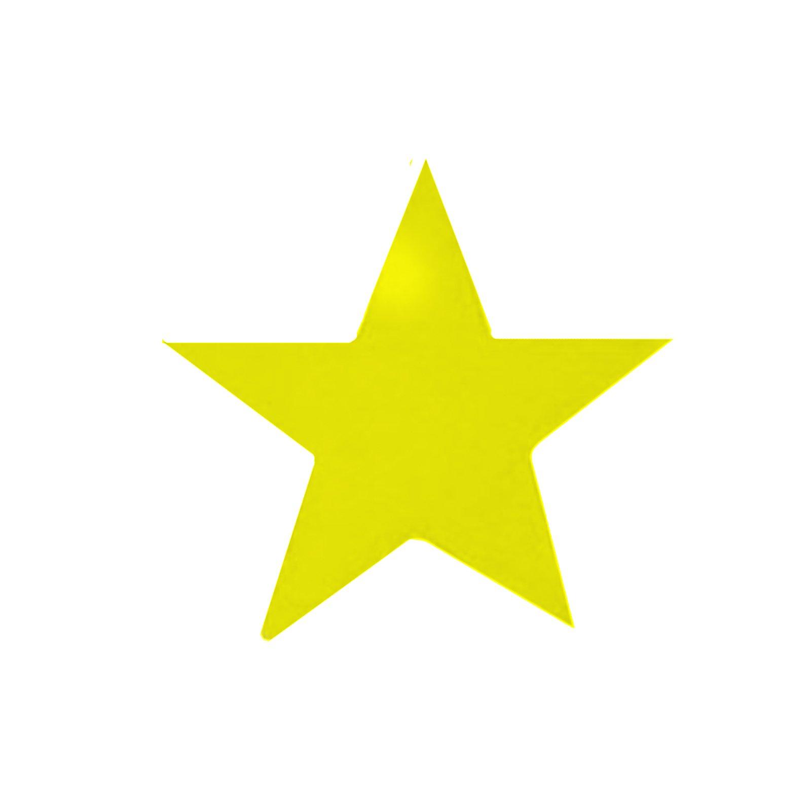 We see stars…