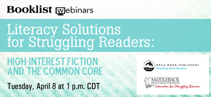 Upcoming Free Webinar! – Literacy Solutions for Struggling Readers