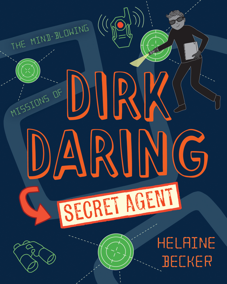 Q&A with author Helaine Becker