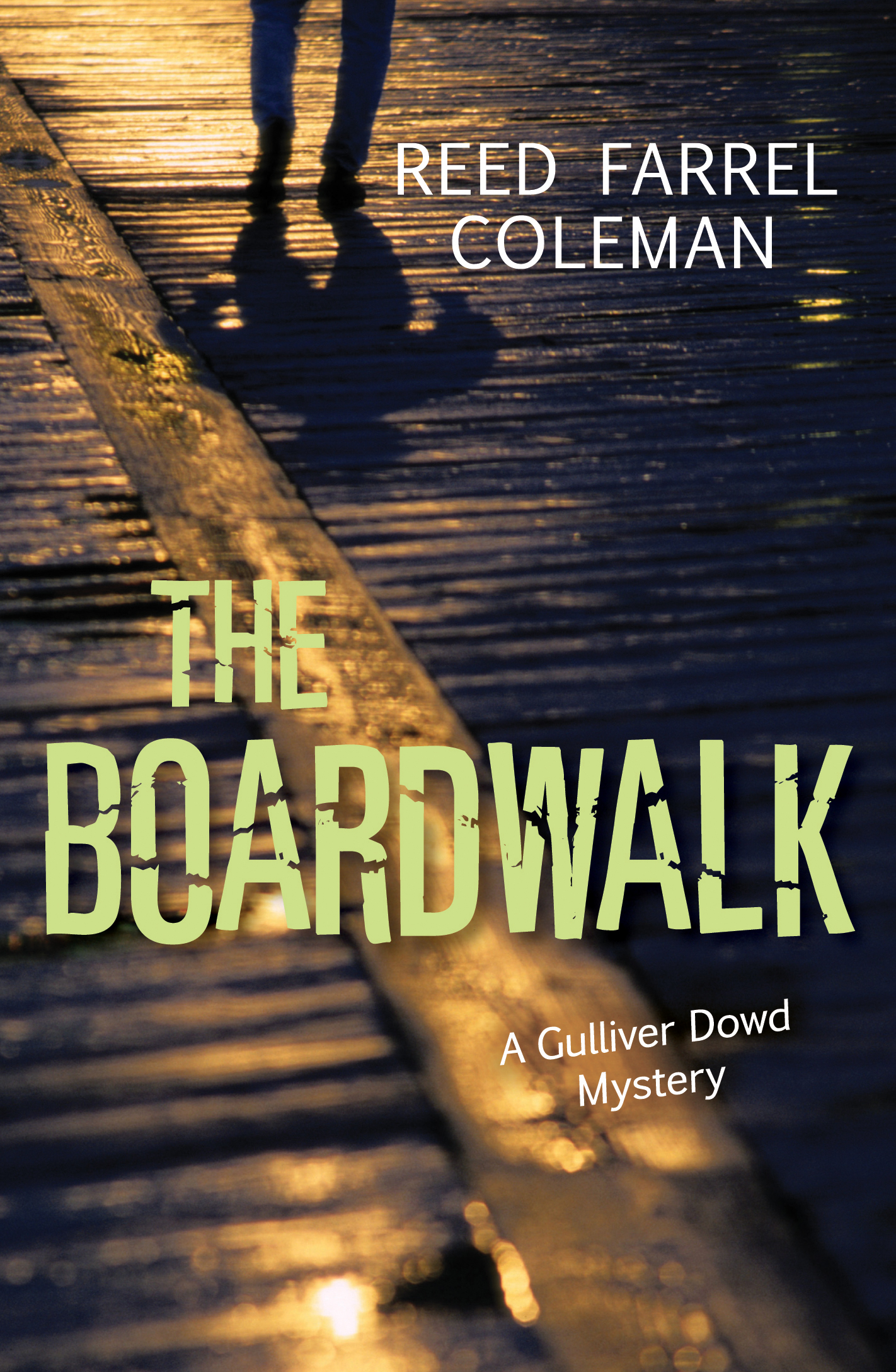 Author Feature: Reed Farrel Coleman