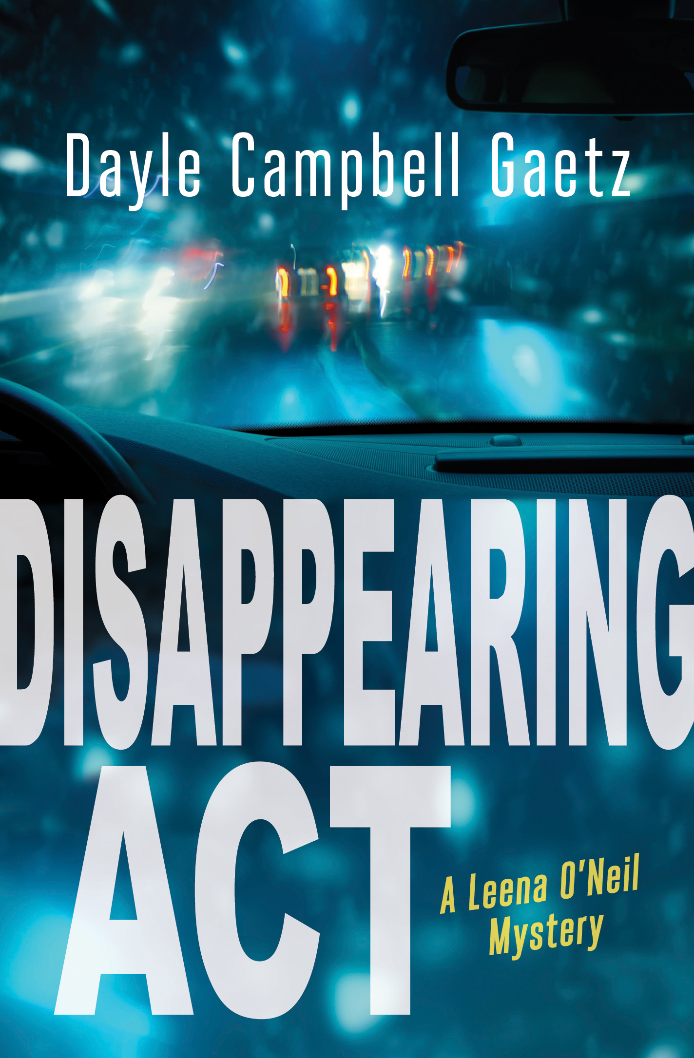 Author Feature: Dayle Campbell Gaetz