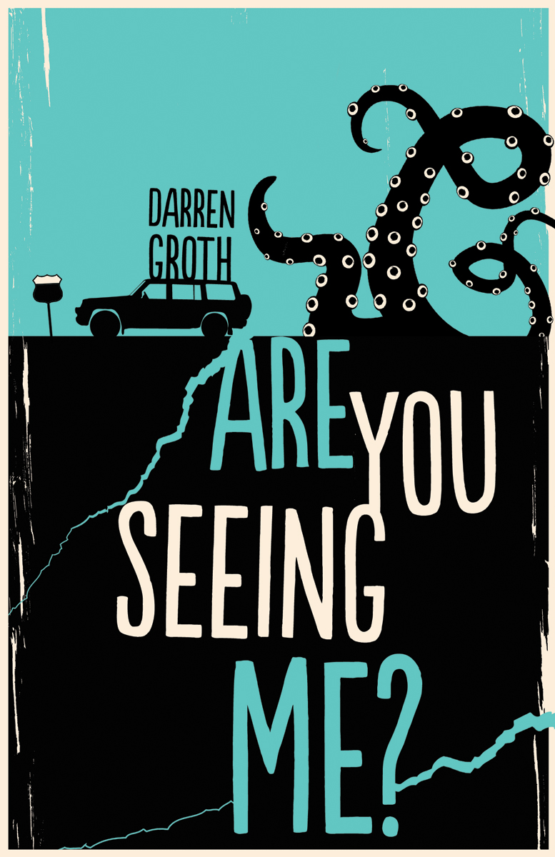 Author Feature: Darren Groth