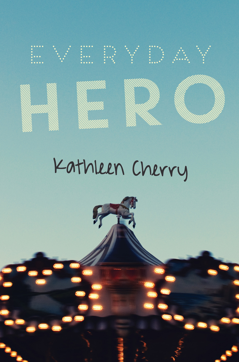 Author Feature: Kathleen Cherry