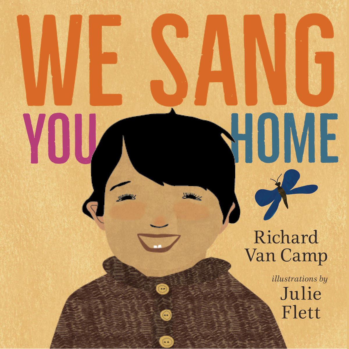 Author Feature: Richard Van Camp