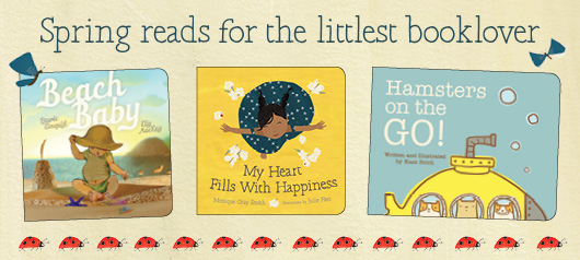 Summer Reading List: Board Books