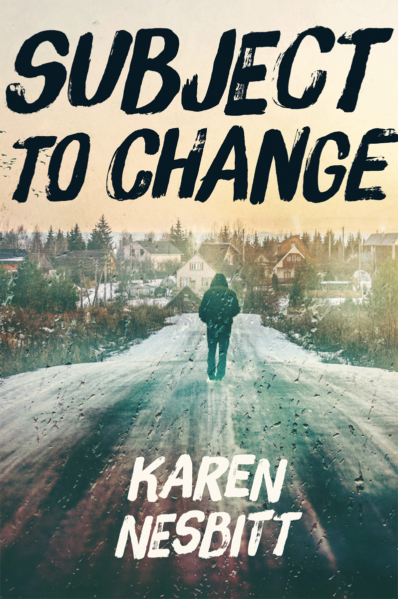 Author Feature: Karen Nesbitt