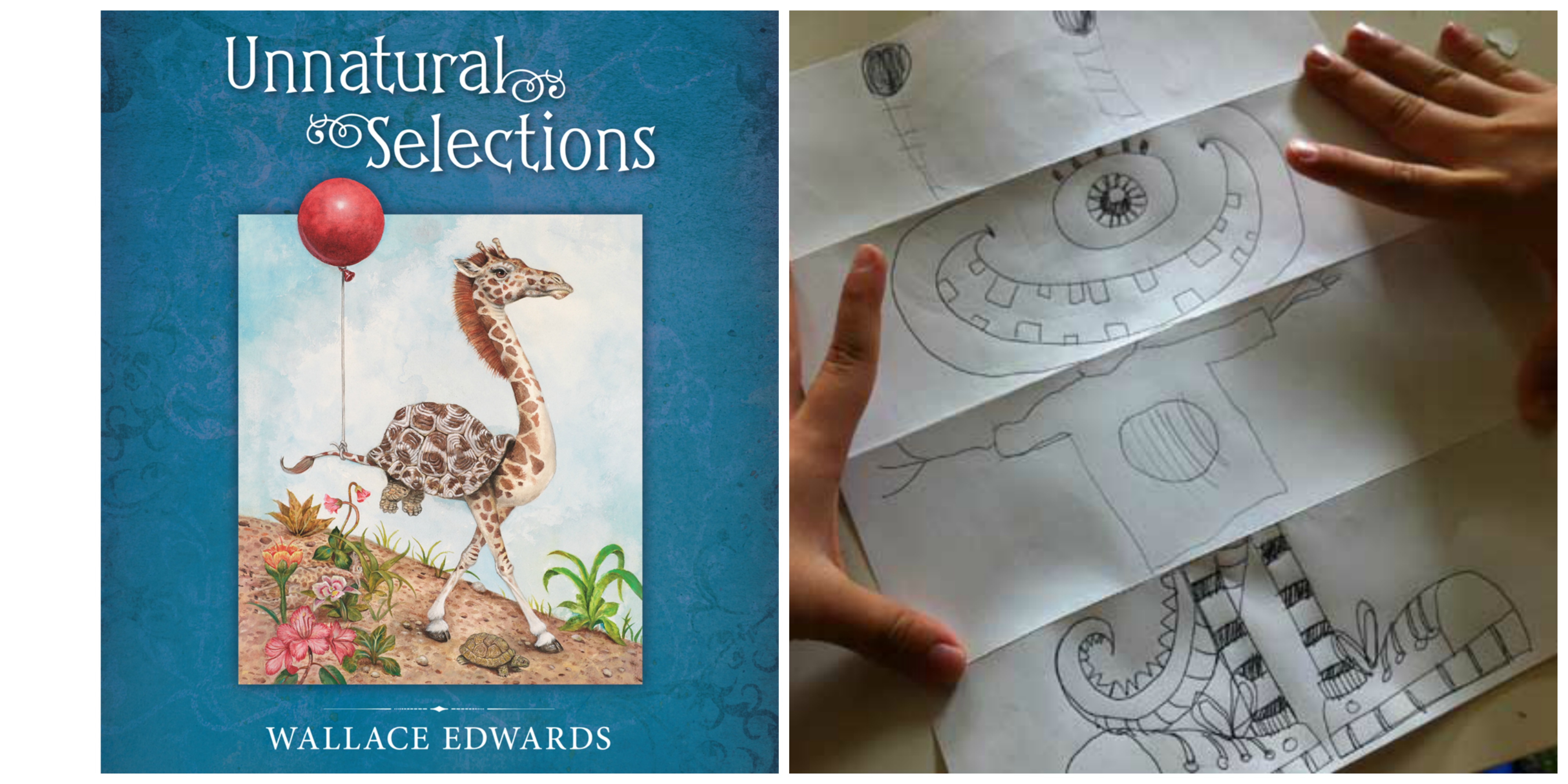 The Unnatural Selections Drawing Game