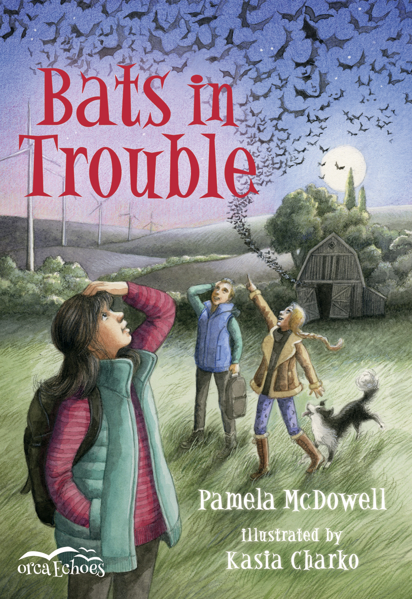 "Guest Post: ""Why would you write about bats?"""