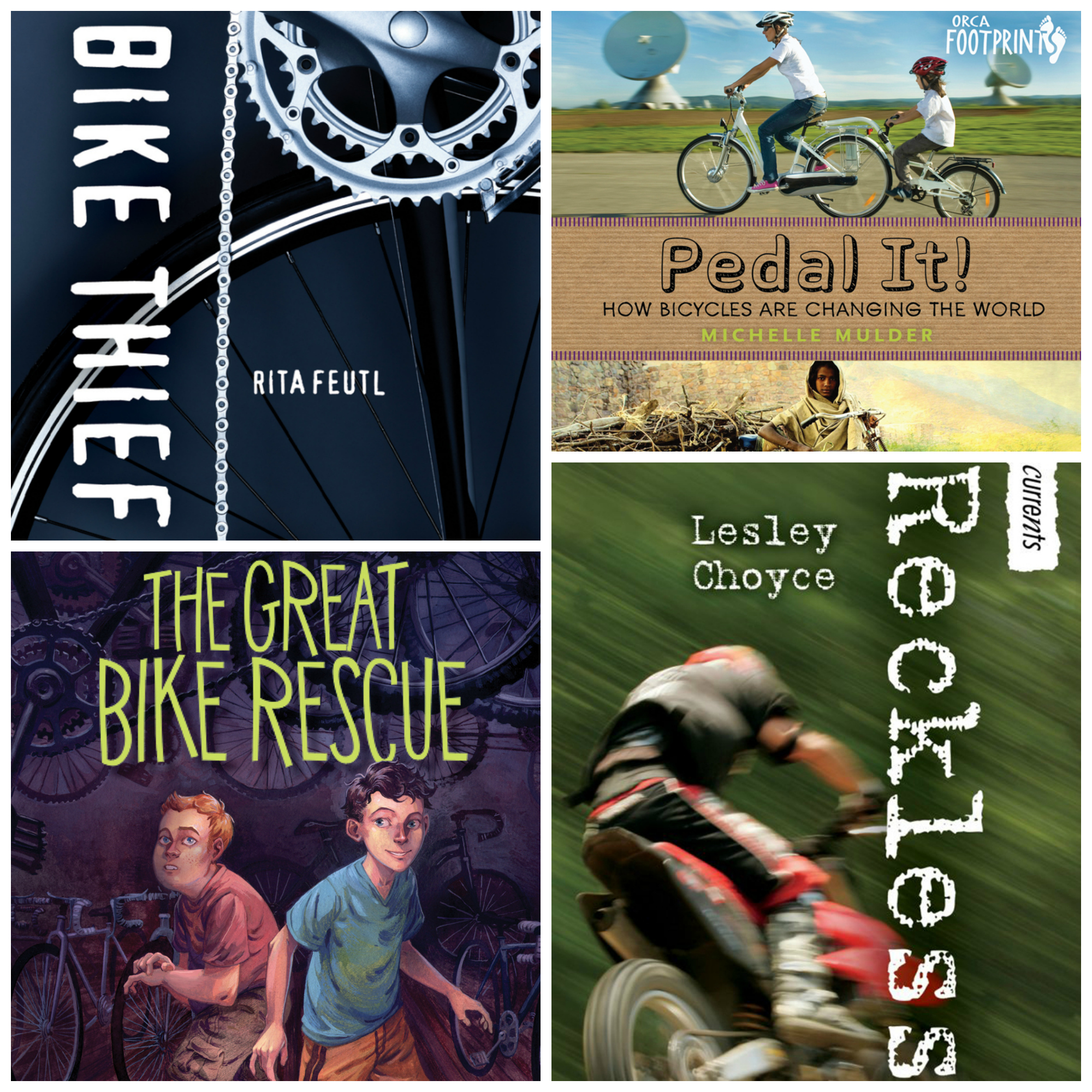 Bike to Work Week Reading List