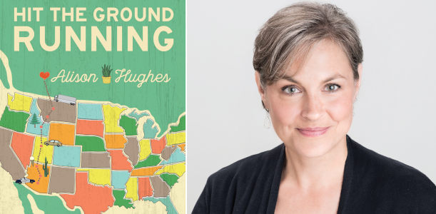 Author Feature: Alison Hughes
