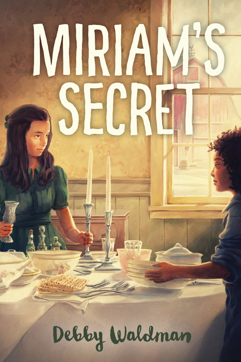 Author Feature: Debby Waldman