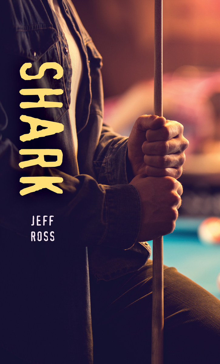 Author Feature: Jeff Ross