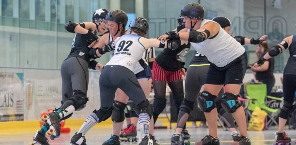 Guest Post: Reasons to Join Roller Derby