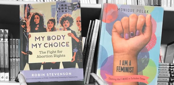 The Fight for Abortion Rights: A Book Giveaway and Fundraiser