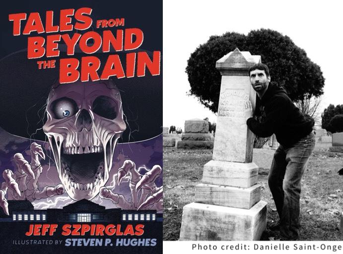 A Spooky Q&A with Jeff Szpirglas