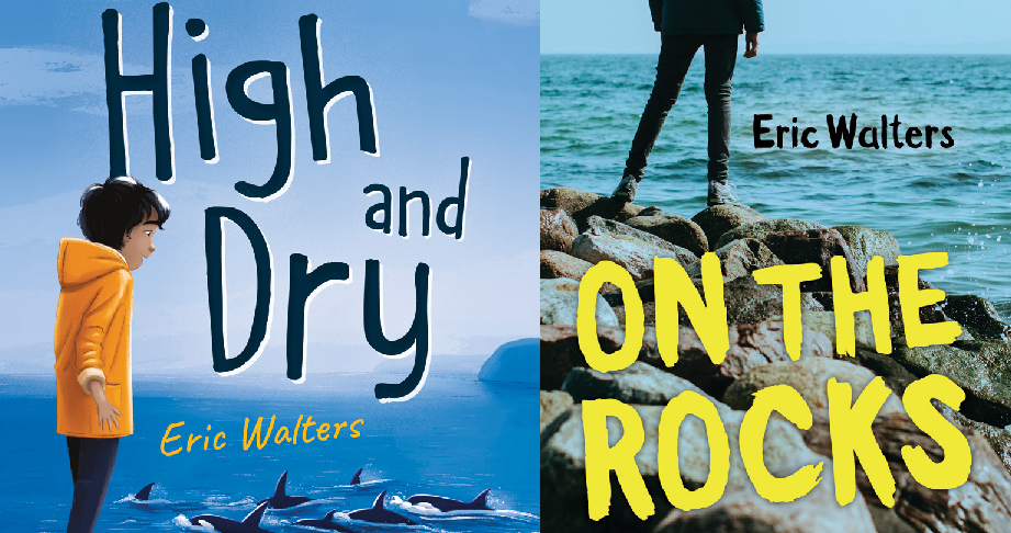 Guest Post: Eric Walters on the story he wrote twice