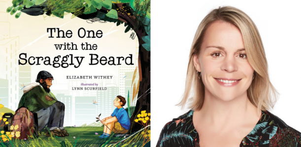 Guest Post: Elizabeth Withey on how her own life inspired The One with the Scraggly Beard