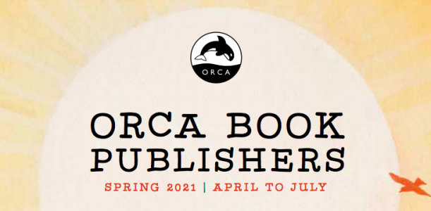 Sneak Peek: Spring 2021 books!