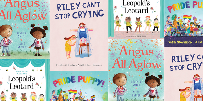 Kids books that explore gender non-conforming themes!