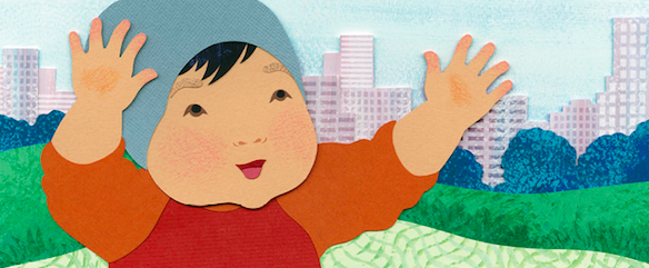 A starred review for City Baby!