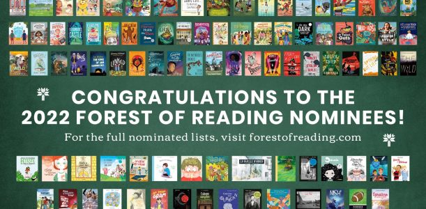 Congratulations to Orca's 2022 Forest of Reading nominees!